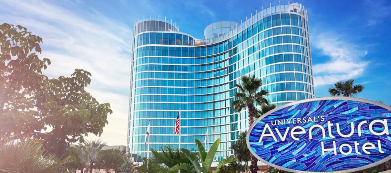 Aventura Hotel in Universal Orlando | Your Guide to Universal Orlando