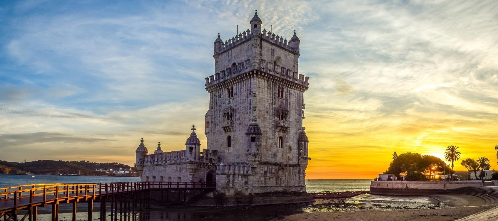 Belém Tower in Lisbon