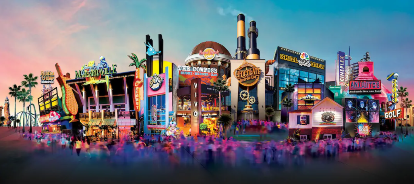 CityWalk at Universal Orlando | Your Guide to Universal Orlando