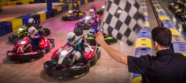Orlando's I-Drive NASCAR Racing