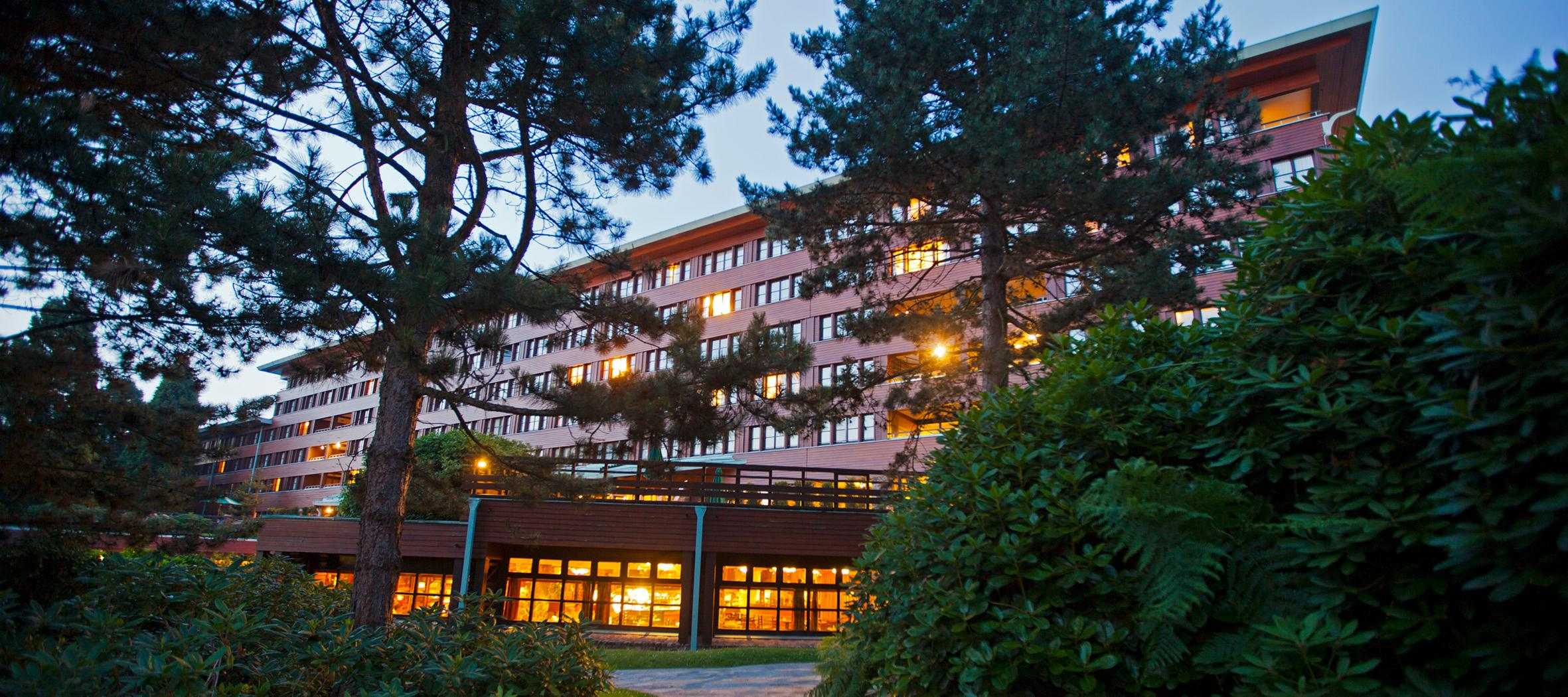Sequoia Lodge Hotel in Disneyland Paris
