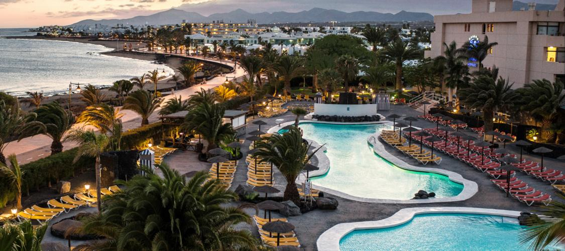 Beatriz Playa & Spa Hotel in Lanzarote