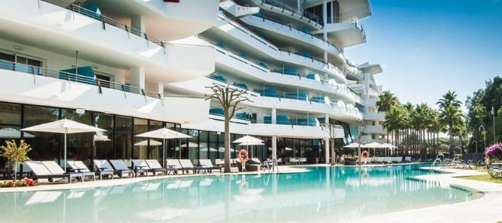 Senator Banus Hotel in Estepona, Costa del Sol