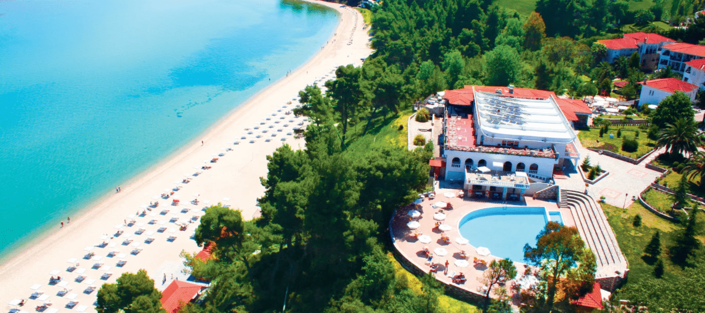 4* Alexander the Great Hotel in Halkidiki Greece
