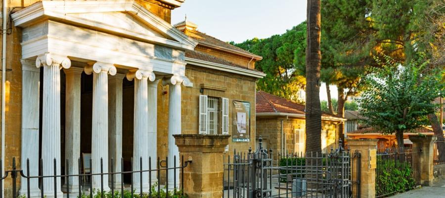 Cyprus Museum Nicosia