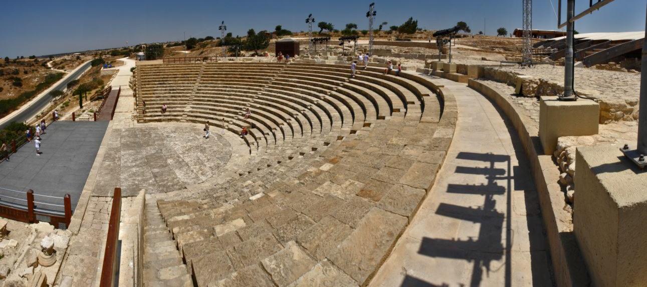 Ancient Kingdom of Kourion Limassol Cyprus