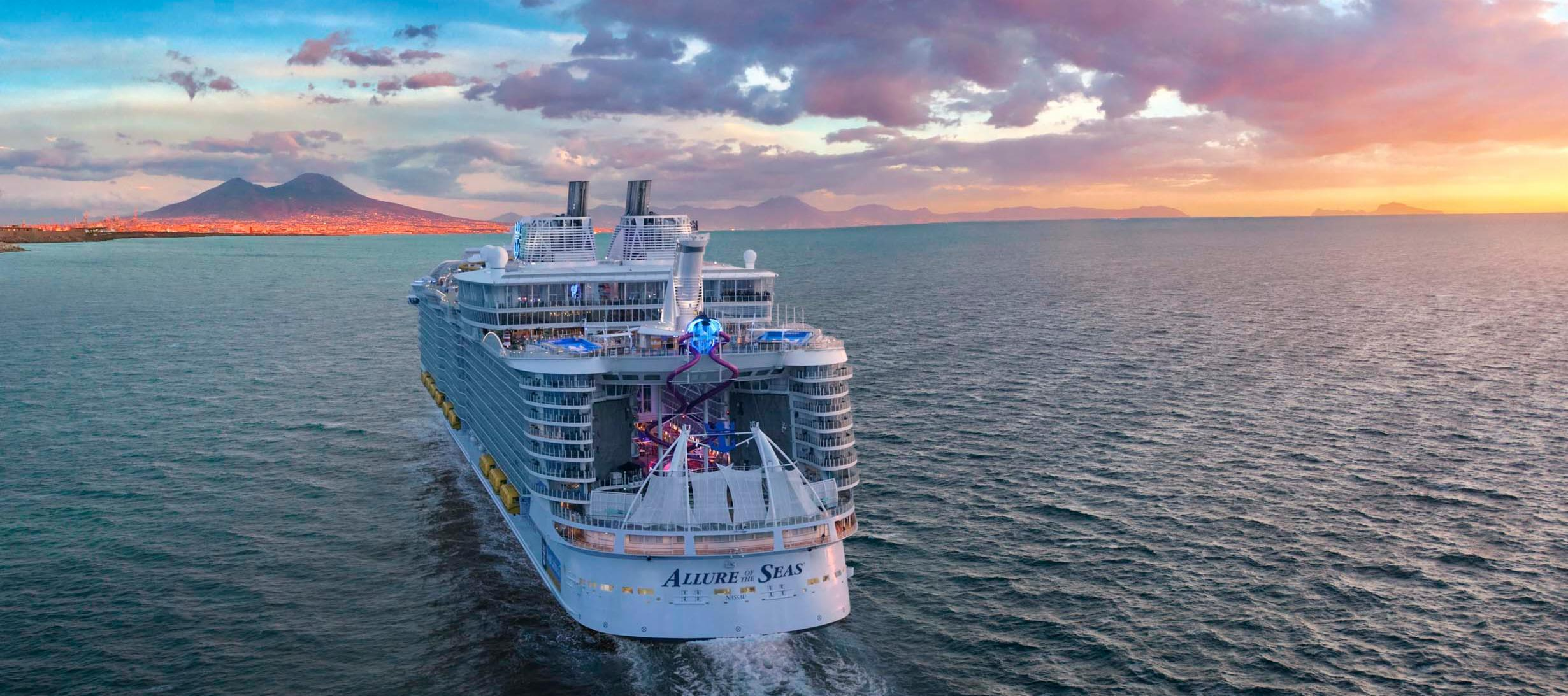 Introducing Royal Caribbean Cruises with Click&Go