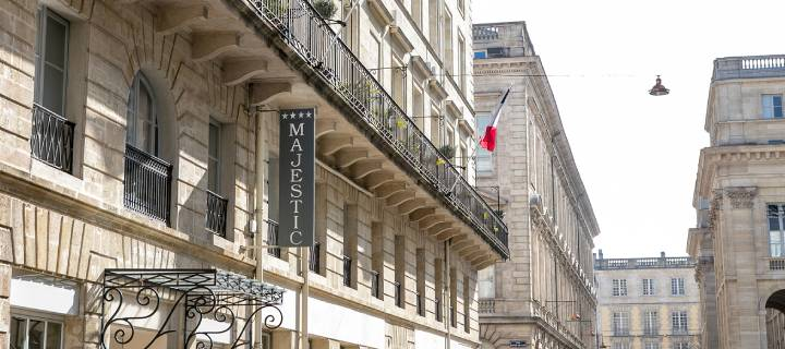 Hotel Majestic in Bordeaux