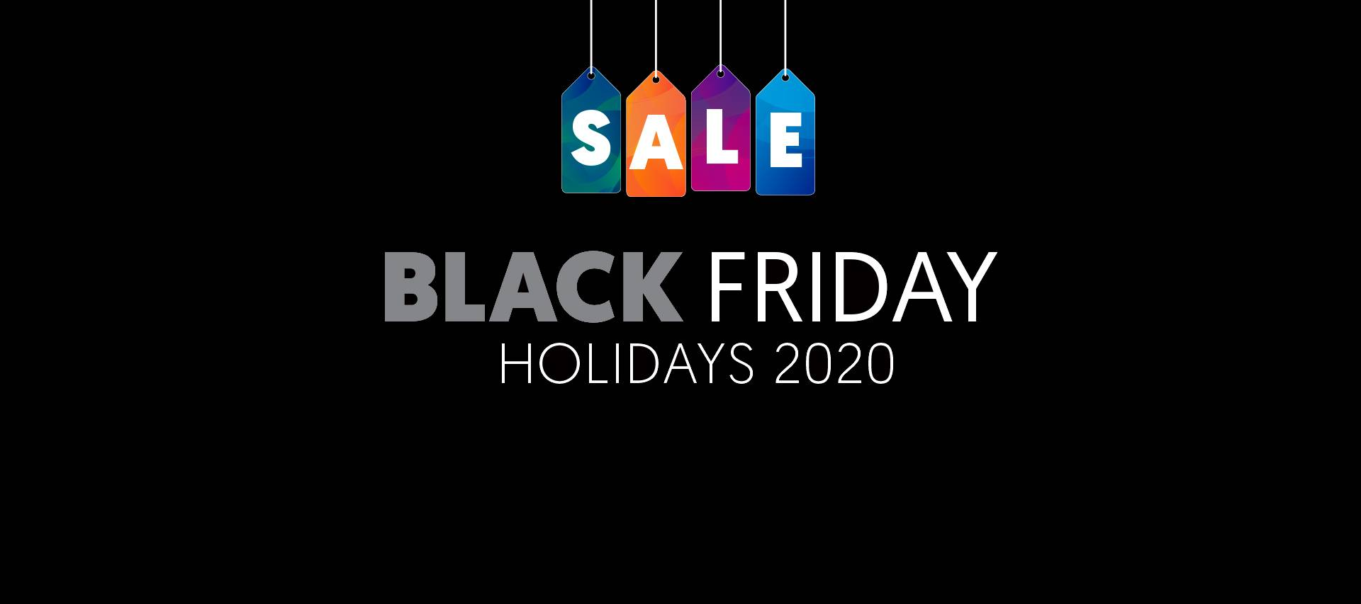 Black Friday 2020 with Click&Go