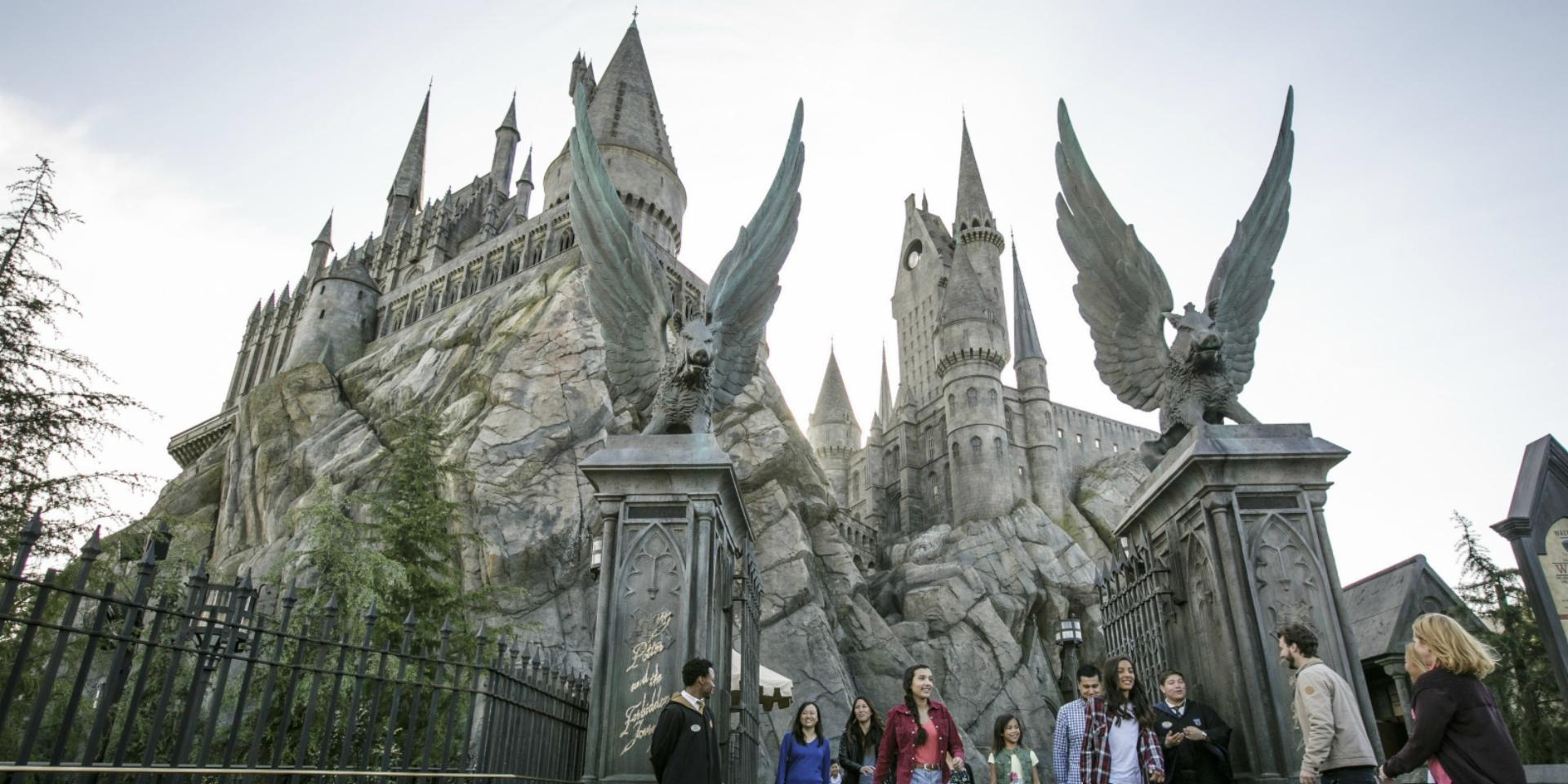 The Wizzarding World of Harry Potter, Hollywood
