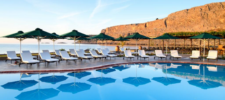 5*  Mitsis Lindos Memories Resort & Spa, Lindos in Rhodes