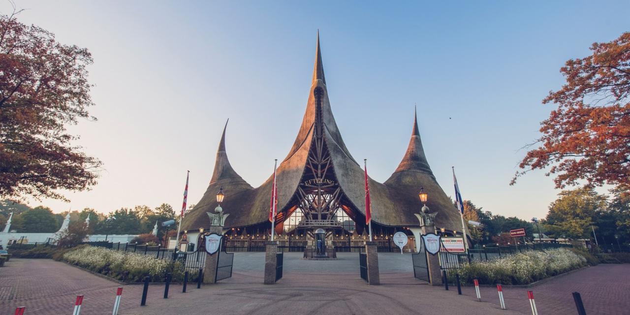 Efteling, theme parks
