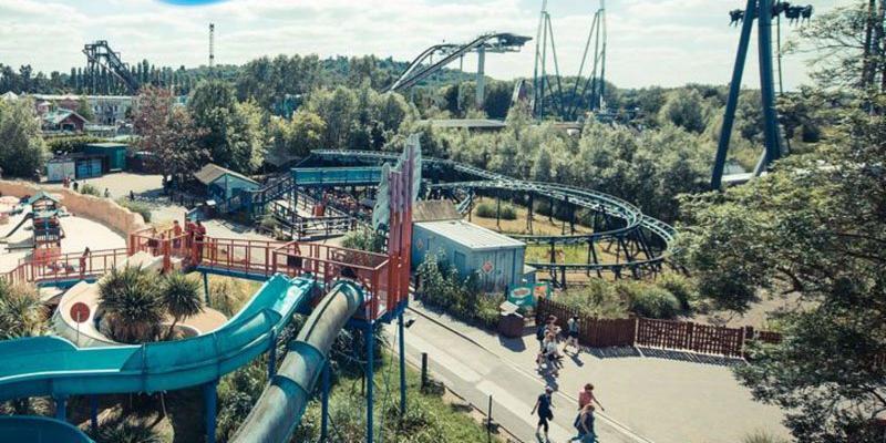 Thorpe Park, theme parks