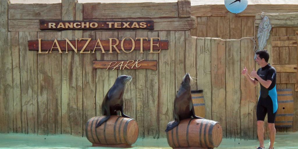 Rancho Texas Park, Lanzarote day trips