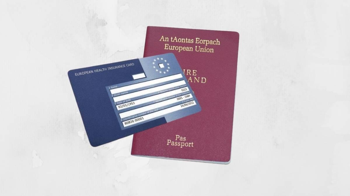 ehic ireland covid - Ehic Card Application Under 16