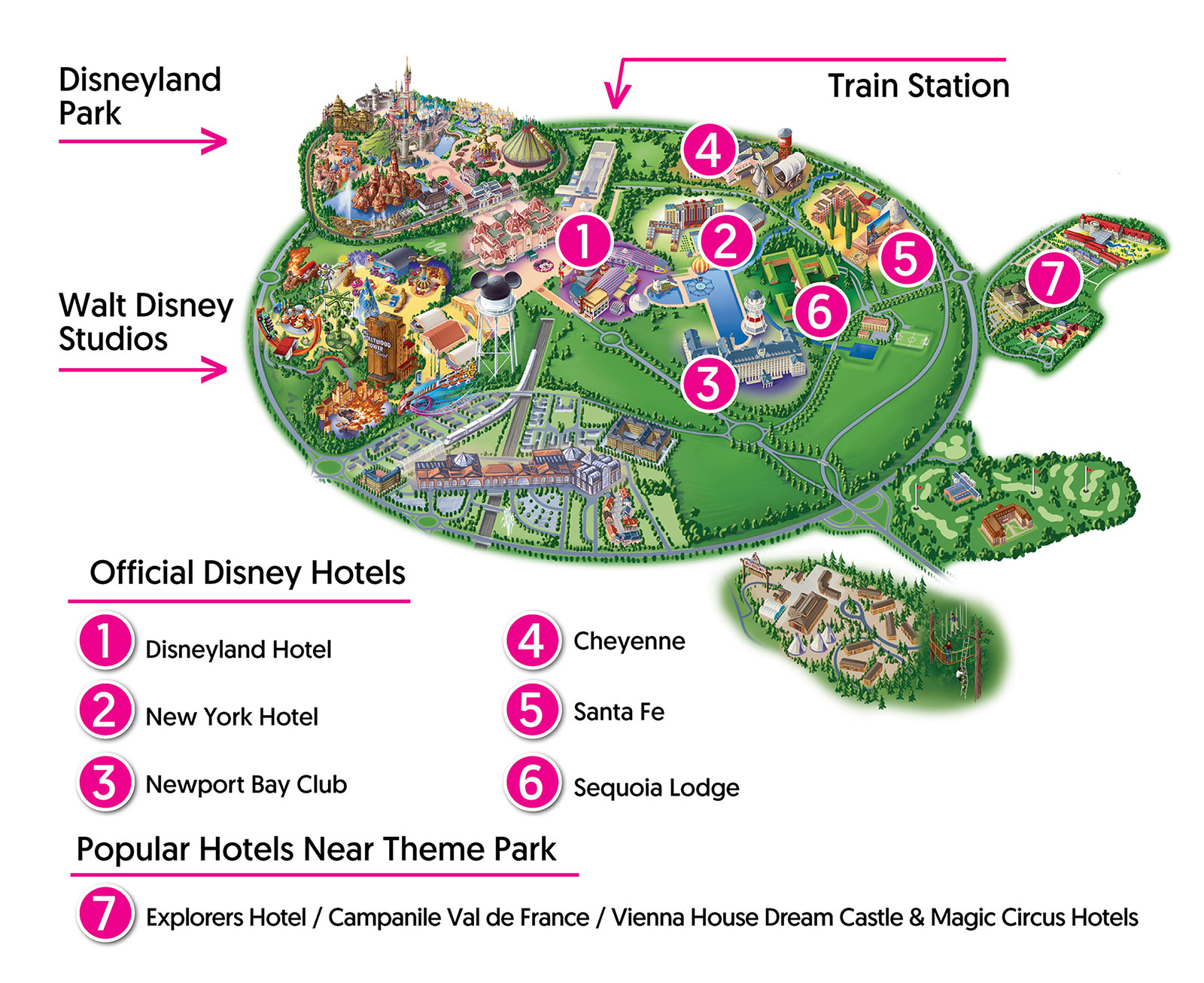 Disneyland Paris 2019 - Cheap Holiday Packages | Click&Go on