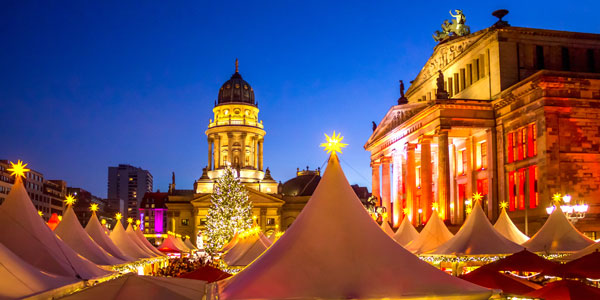 Berlin Christmas Markets - Book today with Holidays with Aer Lingus