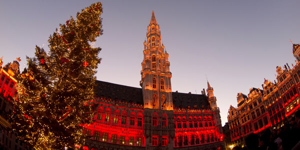Brussels Christmas Markets - Book today with Click&Go