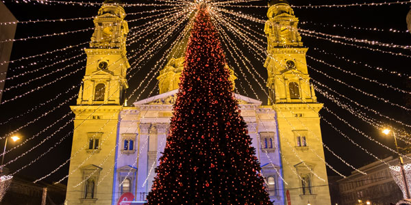 Budapest Christmas Markets - Book today with Click&Go