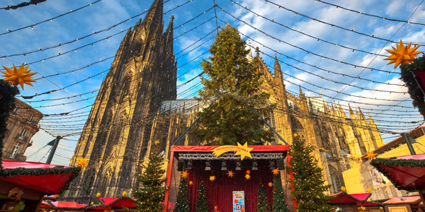 Cologne Christmas Markets - Book today with Click&Go