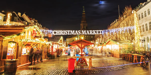 Copenhagen Christmas Markets - Book today with Holidays with Aer Lingus