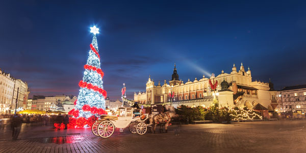 Krakow Christmas Markets - Book today with Holidays with Aer Lingus