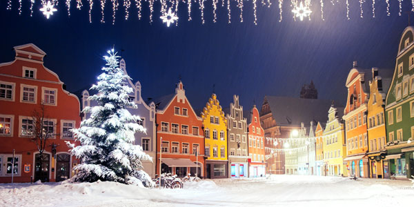Munich Christmas Markets - Book today with Holidays with Aer Lingus