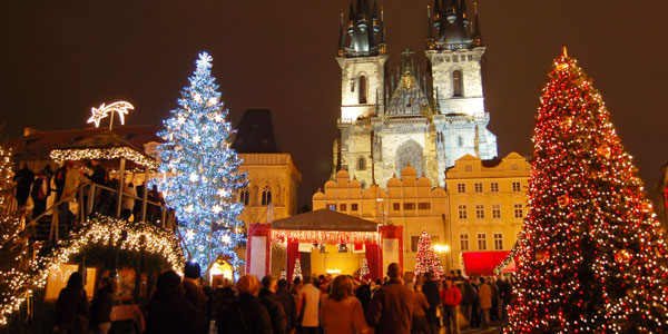 Prague Christmas Markets - Book today with Click&Go
