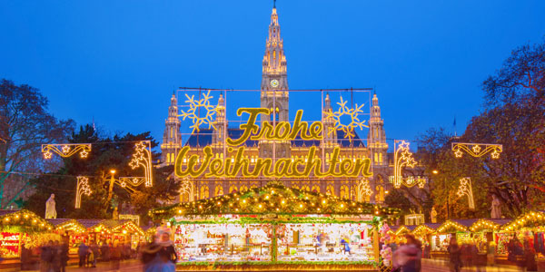 Vienna Christmas Markets - Book today with Click&Go