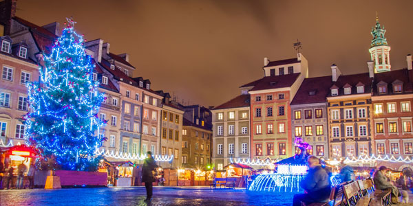 Warsaw Christmas Markets - Book today with Holidays with Aer Lingus