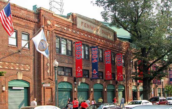 Boston Holidays - Fenway Park - Red Sox