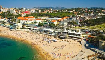 Lisbon Coast - estoril waterfront