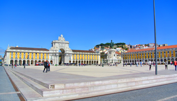 Sight seeing in Lisbon
