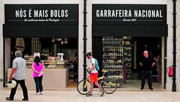 Lisbon is a city for foodies - visit Mercado da Ribeira