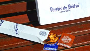 Lisbon Souvenirs - Pasteis de Belem