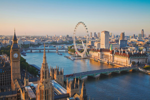 London-Gatwick City Breaks with ClickandGo