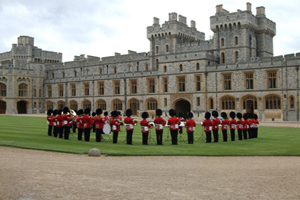 London City Breaks - Changing of the guards