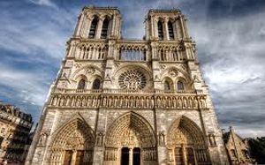 Free Paris Attractions - Notre Dame Cathedral