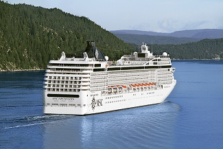 MSC Cruises - Book cruise deals now with €100pp deposit on