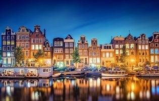Amsterdam To 4* Hotel Package Holidays