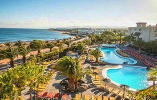 Lanzarote Cheapest Holidays To Over 50's Deal
