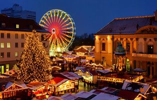 Christmas Markets To Budapest - Christmas Markets Package Holidays