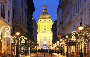 Christmas Markets To Budapest Package Holidays