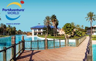 Salou-portaventura Cheap Holidays To Theme Park Tickets Included