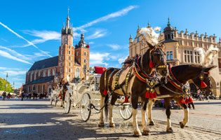City Breaks To Poland - Krakow Package Holidays