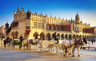 Krakow Shannon City Breaks Holiday Deals