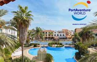 Salou-portaventura Cheapest Holidays To Theme Park Tickets Included