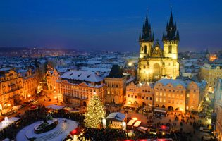 Christmas Markets To Prague Package Holidays