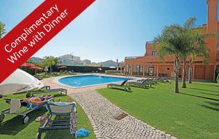 Over 50's To The Algarve - Vilamoura Package Holidays