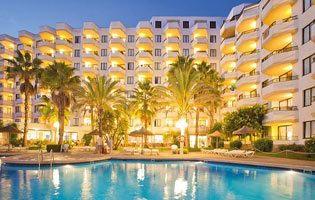 Sun Holidays To Majorca - Santa Ponsa Package Holidays